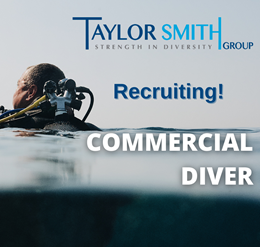 Recruiting: Commercial Diver